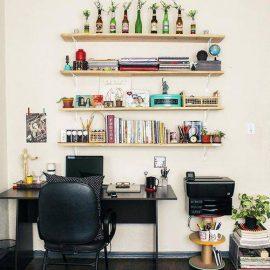 Decoração Sofisticada numa casa Simples