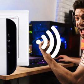 WIFI Ultra BOOSTER – turbine o wifi da sua casa!