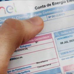 Como parcelar dívida na conta de energia Enel